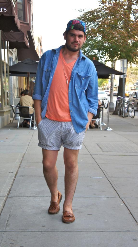 Daniel on Downtown, Natch!